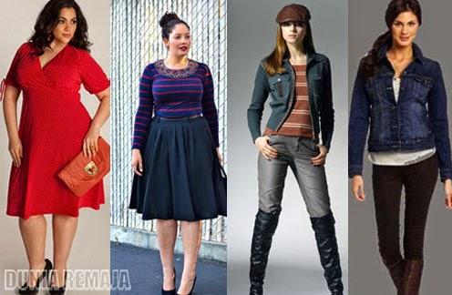 tips mengenakan pakaian sesuai dengan postur tubuh. Bagi sebagian wanita ... 8c376e30ed