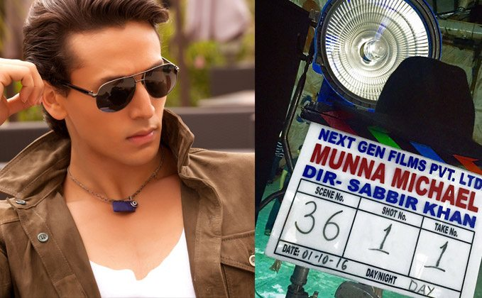 Complete cast and crew of Munna Michael   (2016) bollywood hindi movie wiki, poster, Trailer, music list - Tiger Shroff and Nawazuddin Siddiqui, Movie release date 7 July 2017