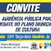 Audiência Pública | Plano Municipal de Cultura de Mauá