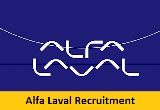 Alfa Laval Recruitment 2017-2018