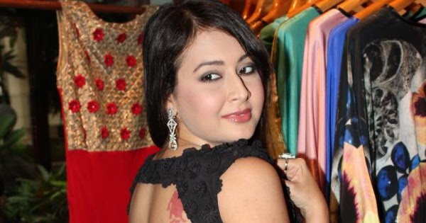 Preeti Jhangiani In Hot Backless Black Dress Fuel Store