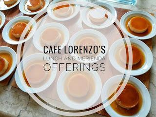 Leche Flan aplenty in Cebu's Cafe Lorenzo