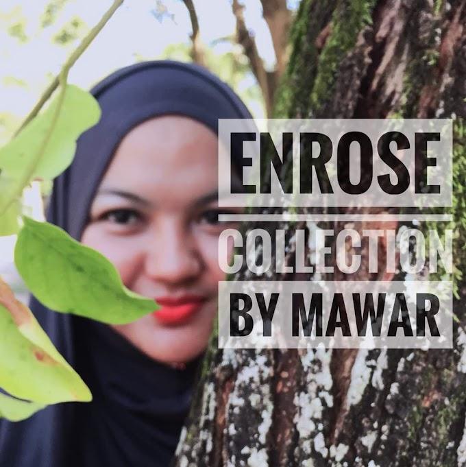 Original Miniature Perfumes dari Enrose Collection by Mawar