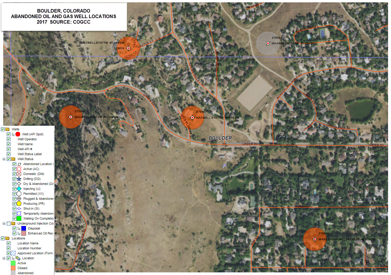 FRACTIVIST - Assist, Reform and Protect!: Boulder County: Abandoned