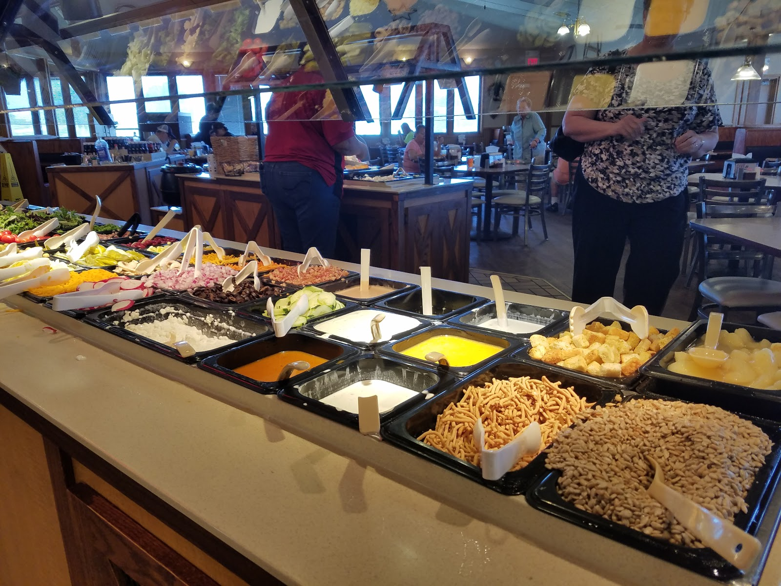TRAVEL SALINE COUNTY KANSAS: Kansas Buffet in Salina KS