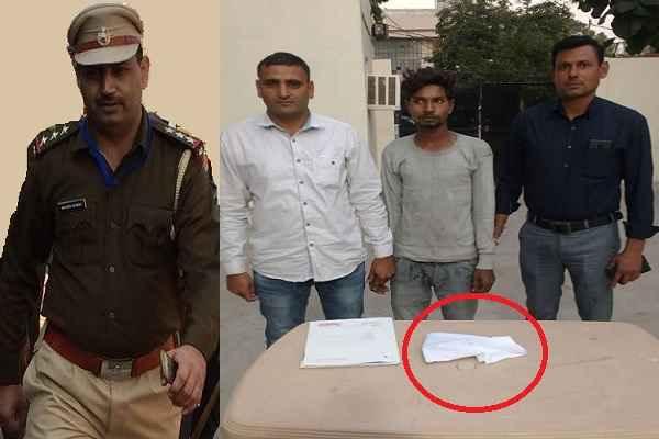 faridabad-dlf-crime-branch-inspector-naveen-parashar-arrested-sudhir-fir-no-211