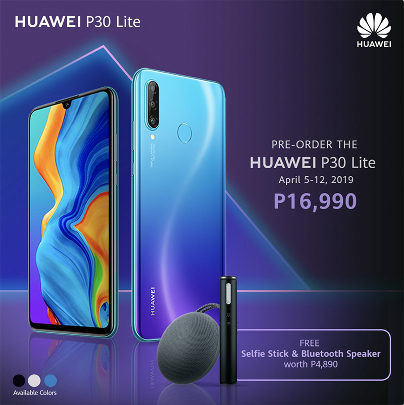 P30 lite price PH