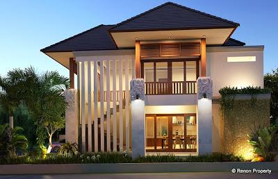 gambar desain rumah: desain rumah type 210 pak wahyu malang