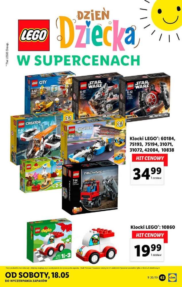 Lego Okazje