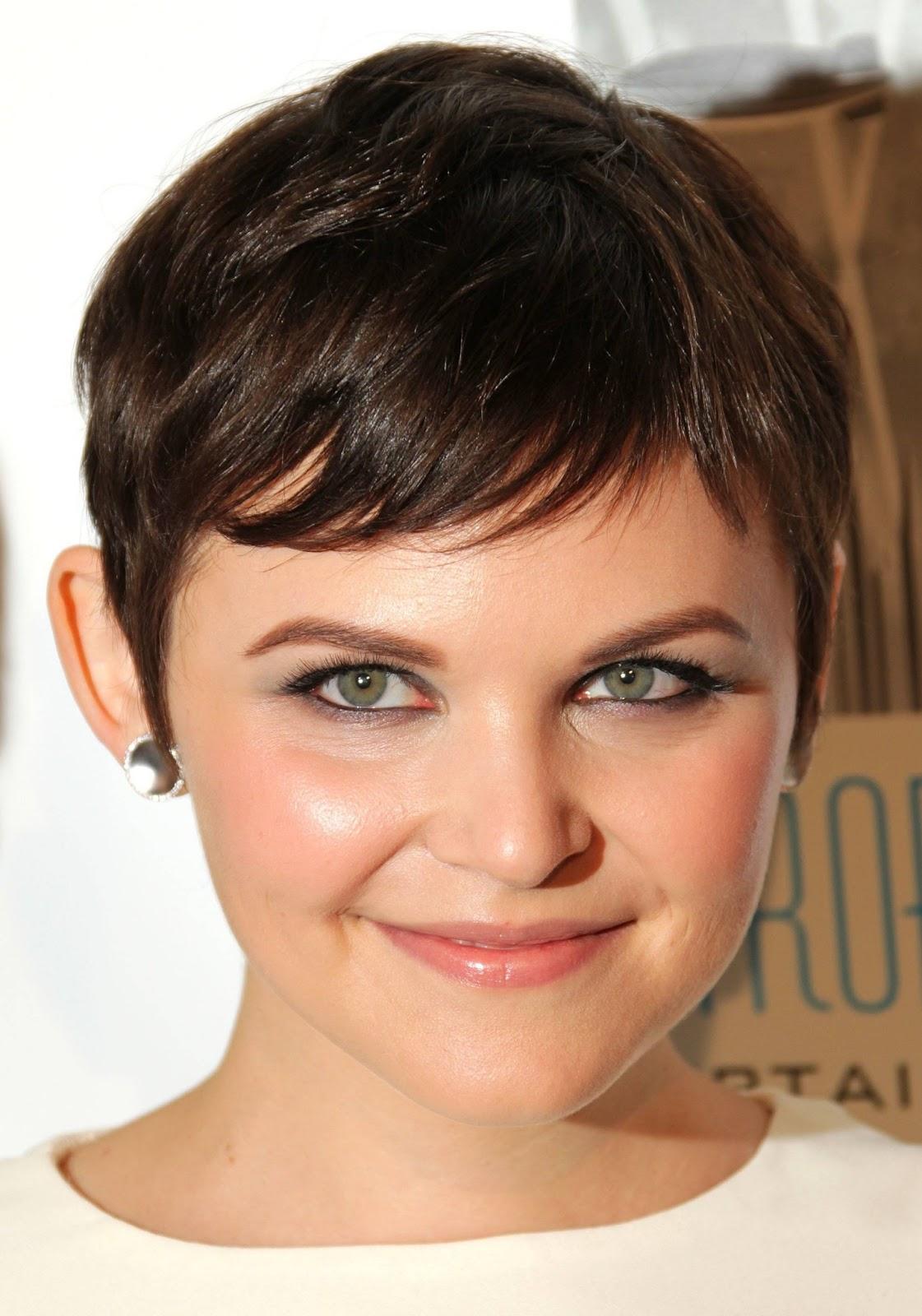 2013 Women Classic Pixie Haircuts Free Styles