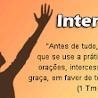 O VALOR DA INTERCESSÃO- ESTER 4:13 a 17