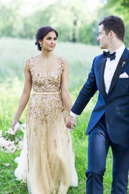 bride gold