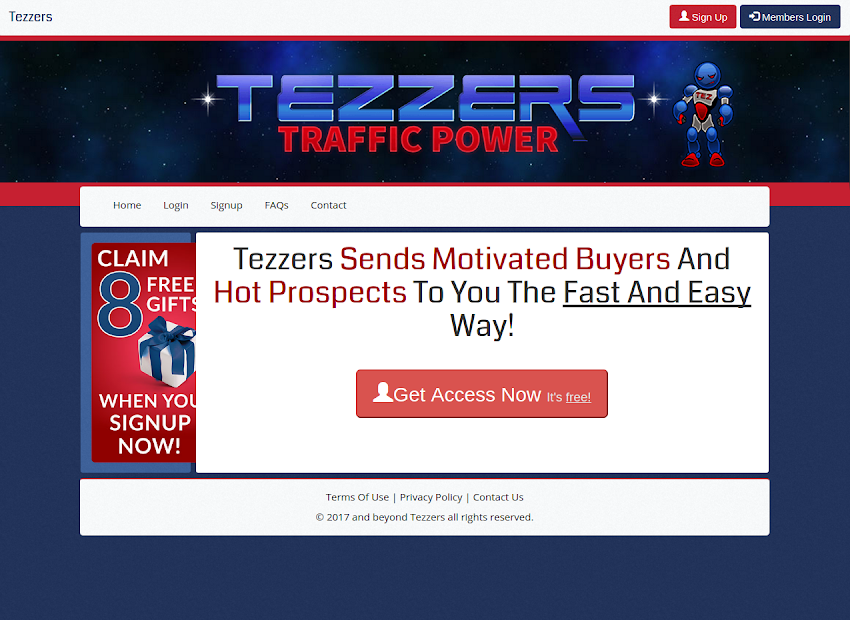Tezzers Traffic Power