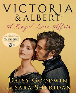 Giveaway: Victoria & Albert: A Royal Love Story by Daisy Goodwin and Sara Sheridan