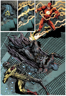 Batman / Flash: La Chapa