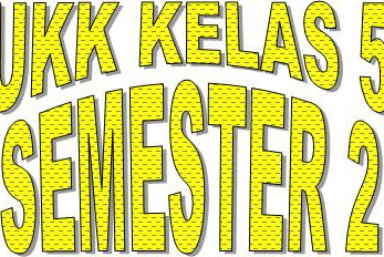 Soal Ulangan Akhir Tahun Mata Pelajaran Bahasa Indonesia Kelas 5