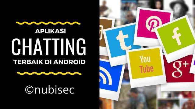 Aplikasi chatting Android terbaik