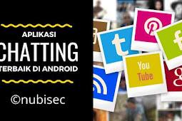 Aplikasi chatting Android terbaik versi nubiseo