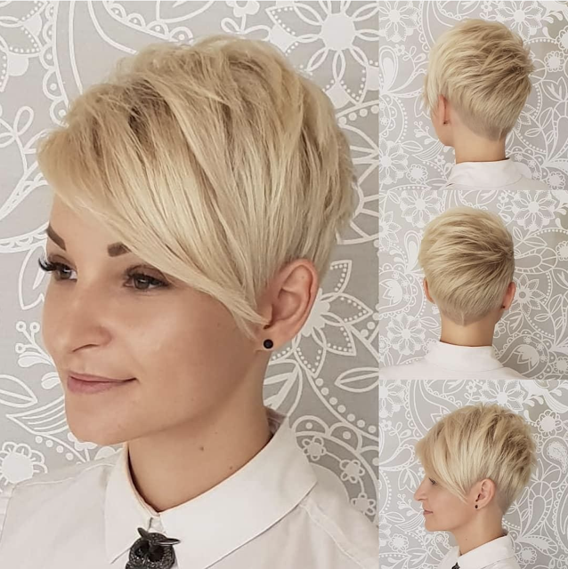 short hairstyles 2019