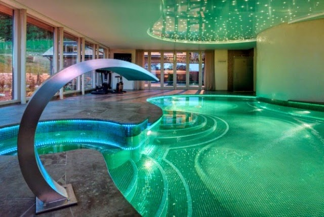 Pool Lighting - A Special Highlight In The Outdoor | Houzz ...