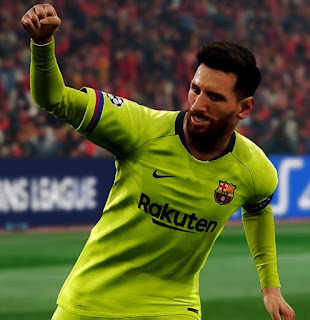 PES 2019 New Gameplay Patch by Jostike Games