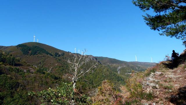 Sierra de La Bobia - Los Oscos - Asturias