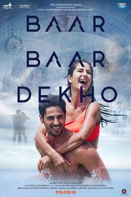 Download Film Baar Baar Dekho (2016)