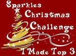 Top 3 at Sparkles Christmas