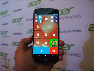 Acer Jade Primo Launches in the Philippines, A Premium Windows 10 Phone