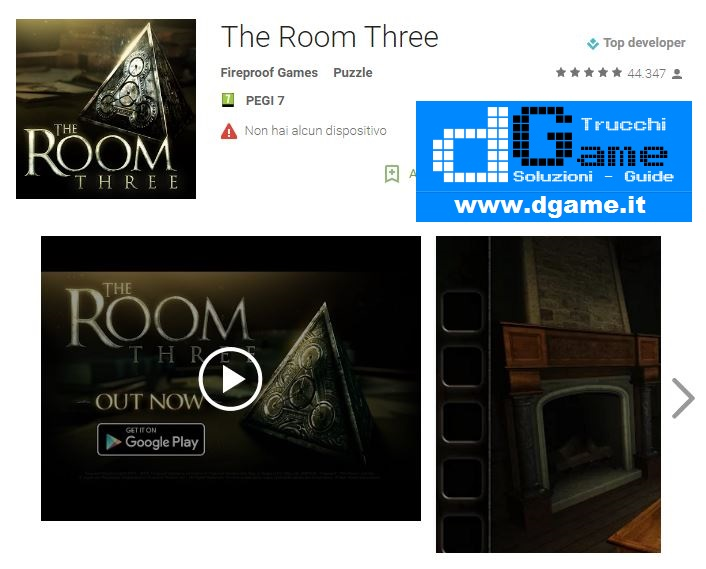 Soluzioni The Room Three di tutti i livelli | Walkthrough guide