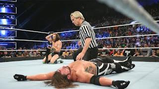 """WWE - """"Turn Heel"""" para Daniel Bryan que le da el título de la WWE en SmackDown justo antes de Survivor Series"""