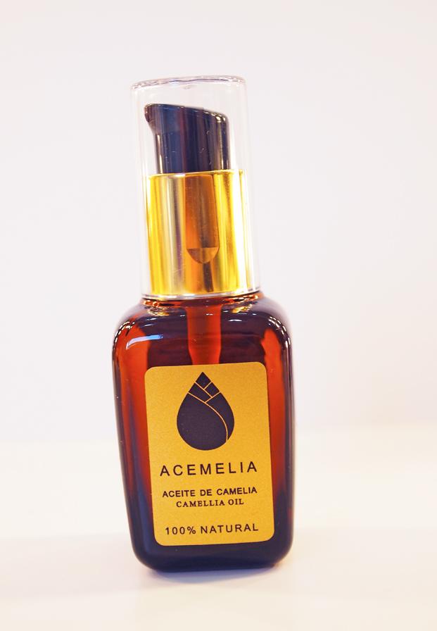 Aceite de camelia Acemelia