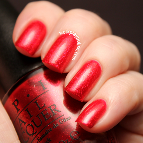 OPI Skyfall Collection: You Only Live Twice (work / play / polish)