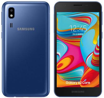 Samsung Galaxy A2 Core Phone aur Xiaomi Redmi Go Phone