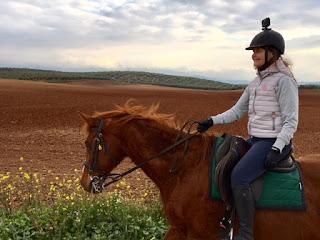 riitta reissaa, riitta kosonen, horsexplore, Andalusia