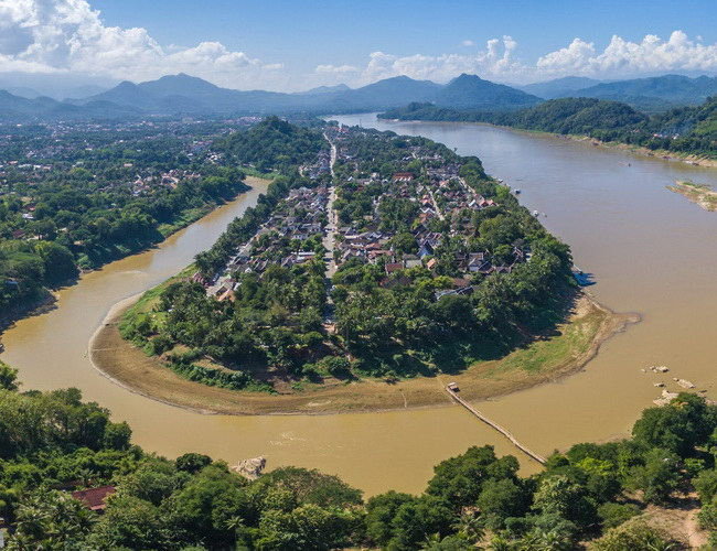 Xvlor Luang Prabang City is sustainable natural and cultural harmony