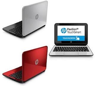 Harga Dan Spesifikasi Notebook HP Pavilion TS 10-E001AU