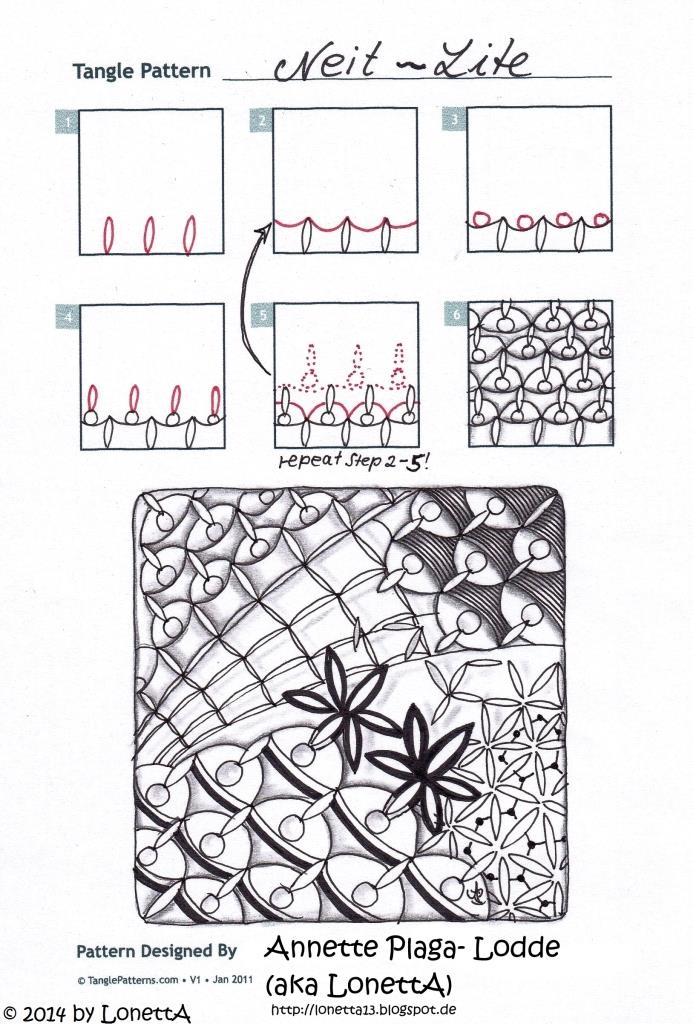 CreA(R)Tives: It´s String Thing #49 & A new pattern