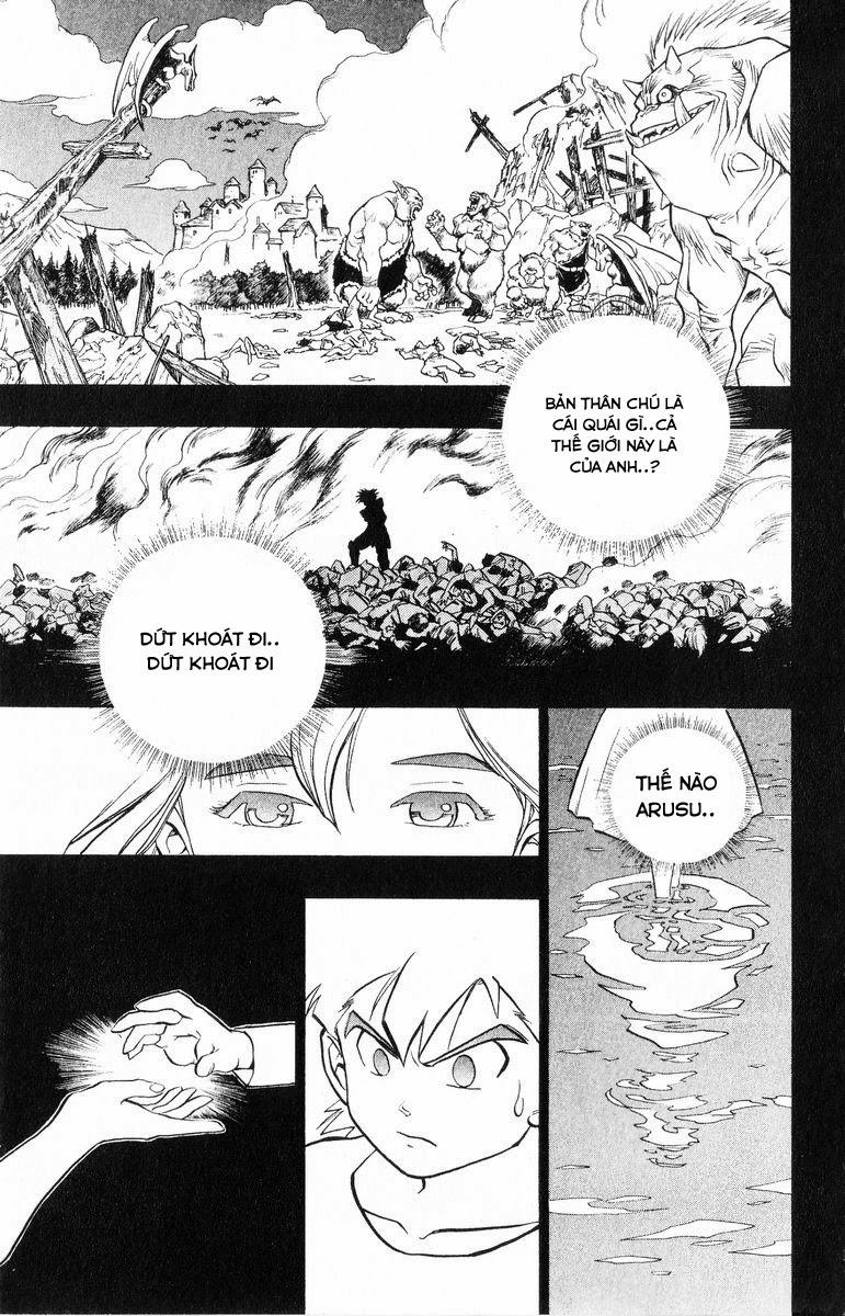 Dragon Quest: Emblem of Roto chap 38 trang 32
