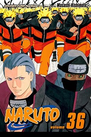 Naruto Tomo 36