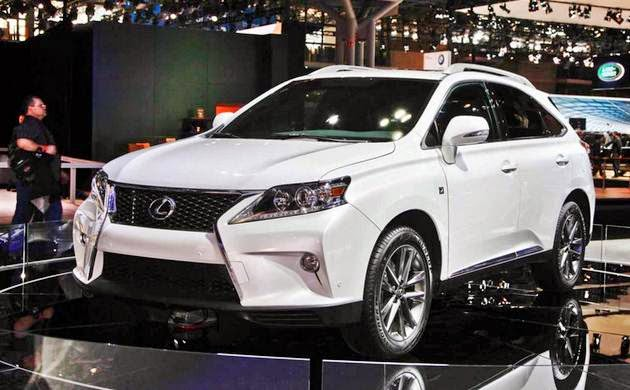 2016 Lexus RX Specs And Release Date