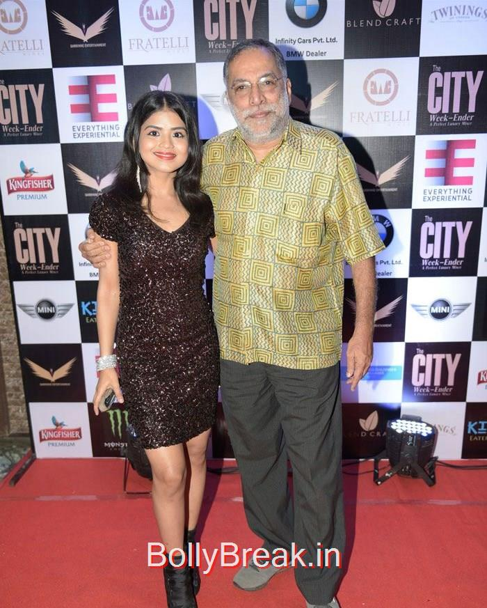 Rashmi Pitre, Vithal Venkatesh Kamat, Shweta Khanduri Teejay Sidhu Hot Pics at The City Week Ender- A Perfect Luxury Mixer Photo Gallery