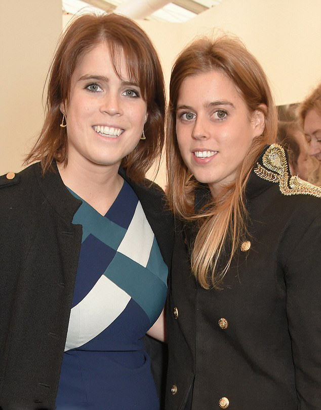 Royal Family Around The World Princess Beatrice Of York