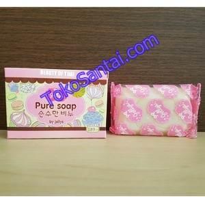 Pure Soap By Jellys Sabun Pemutih Thailand