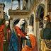 Visitazione di Ambrogio da Fossano (Bergognone)