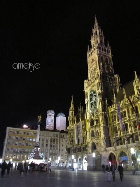 ameiseblog_Munich Rathaus