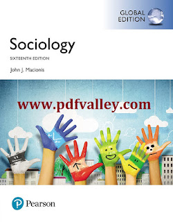 Sociology 16th Global Edition