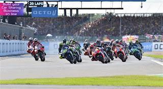 Jadwal Balapan MotoGP Inggris 2018 Berubah