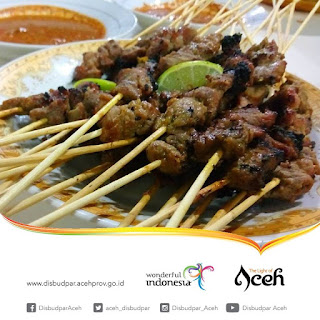 Top Kuliner di Aceh: Sate Matang