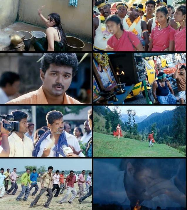 Velayudham 2011 Dual Audio Hindi 720p BluRay